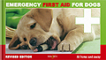 HH4386 Emergency first aid for dogs – At home and away