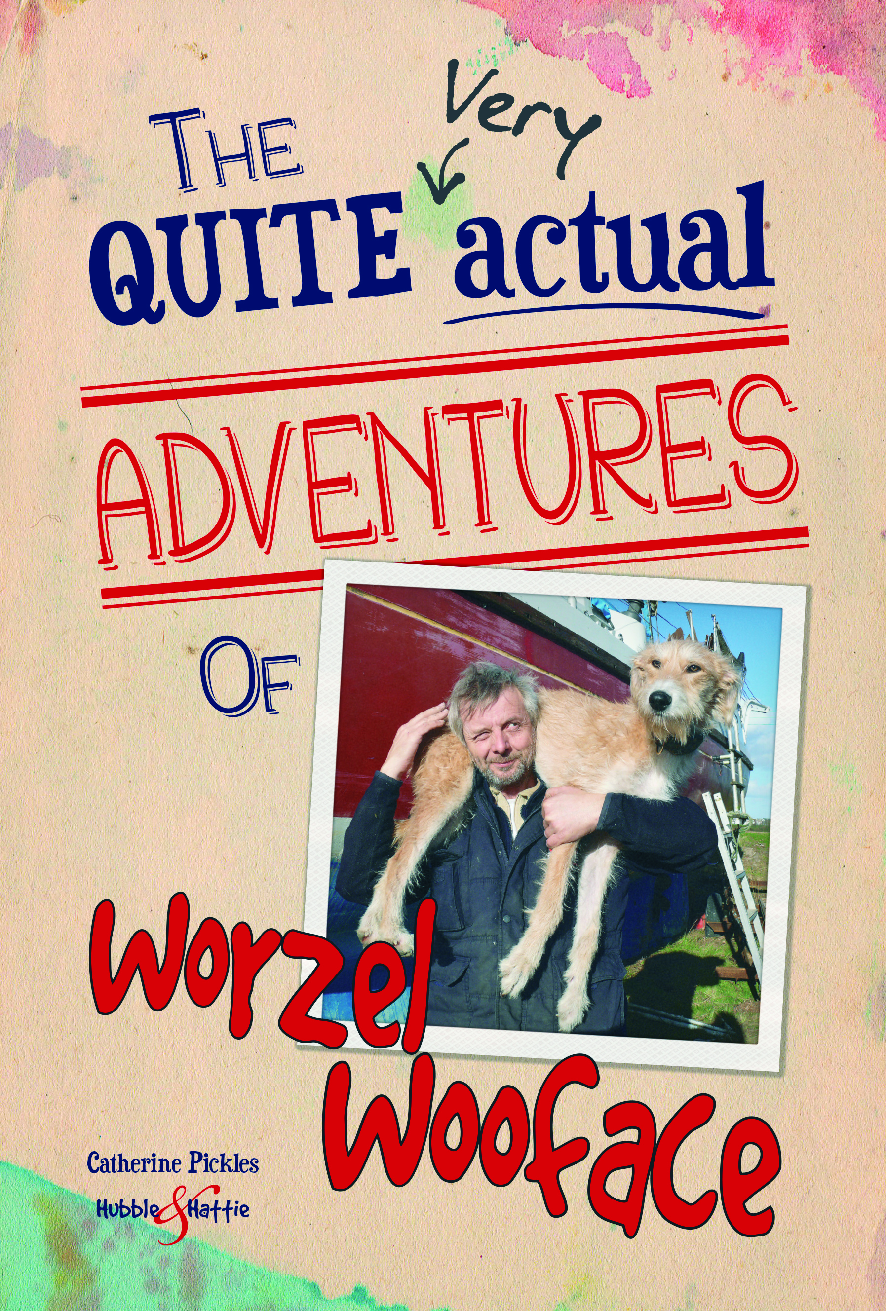 The quite very actual adventures of Worzel Wooface –