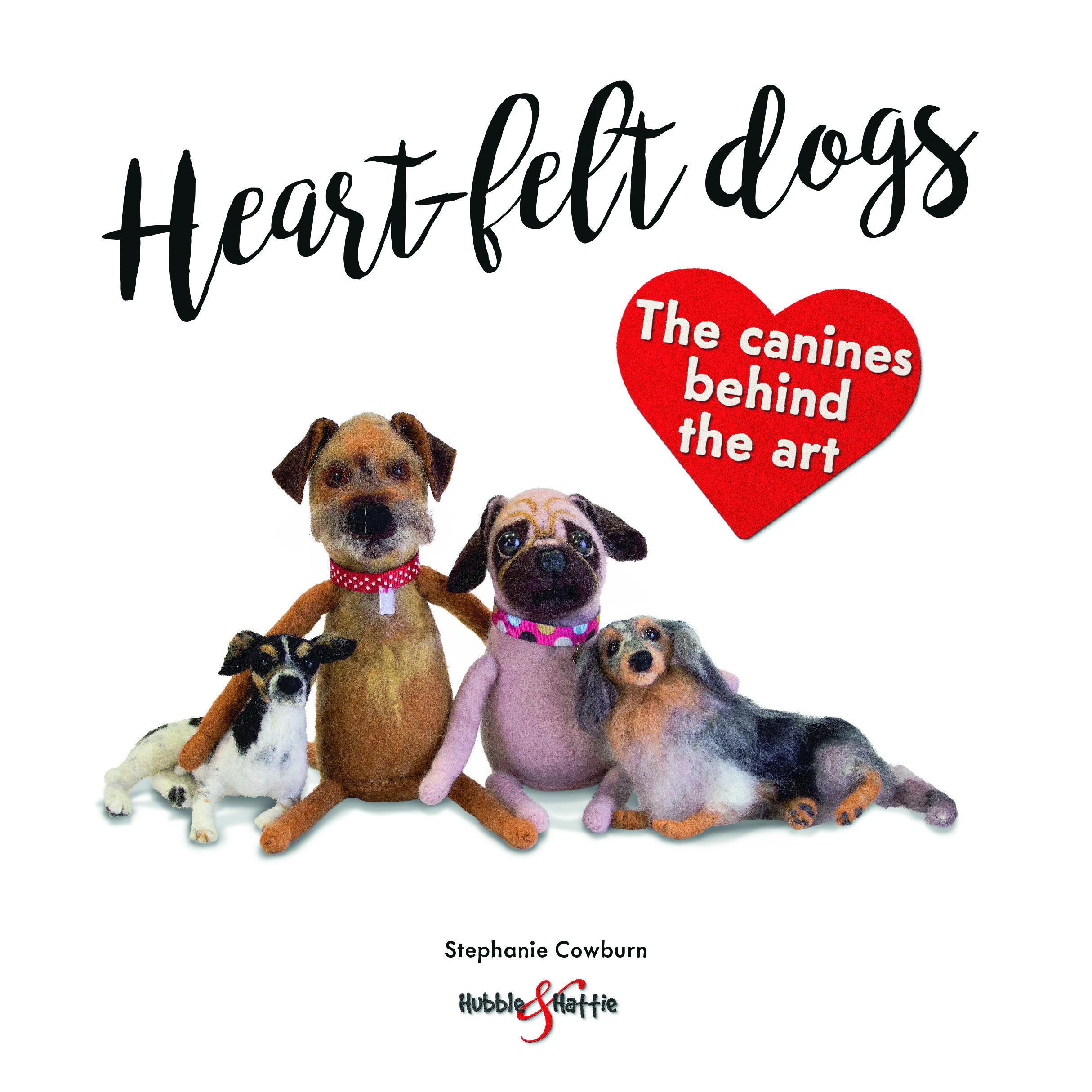 Heart-felt dogs