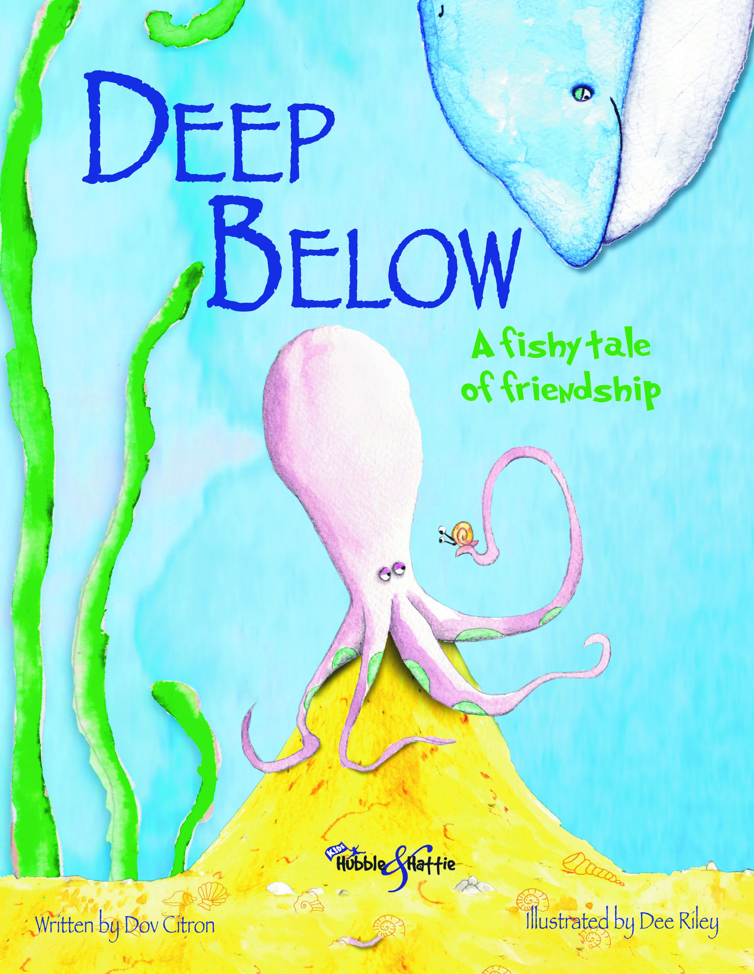 Deep Below. Adventure under the sea