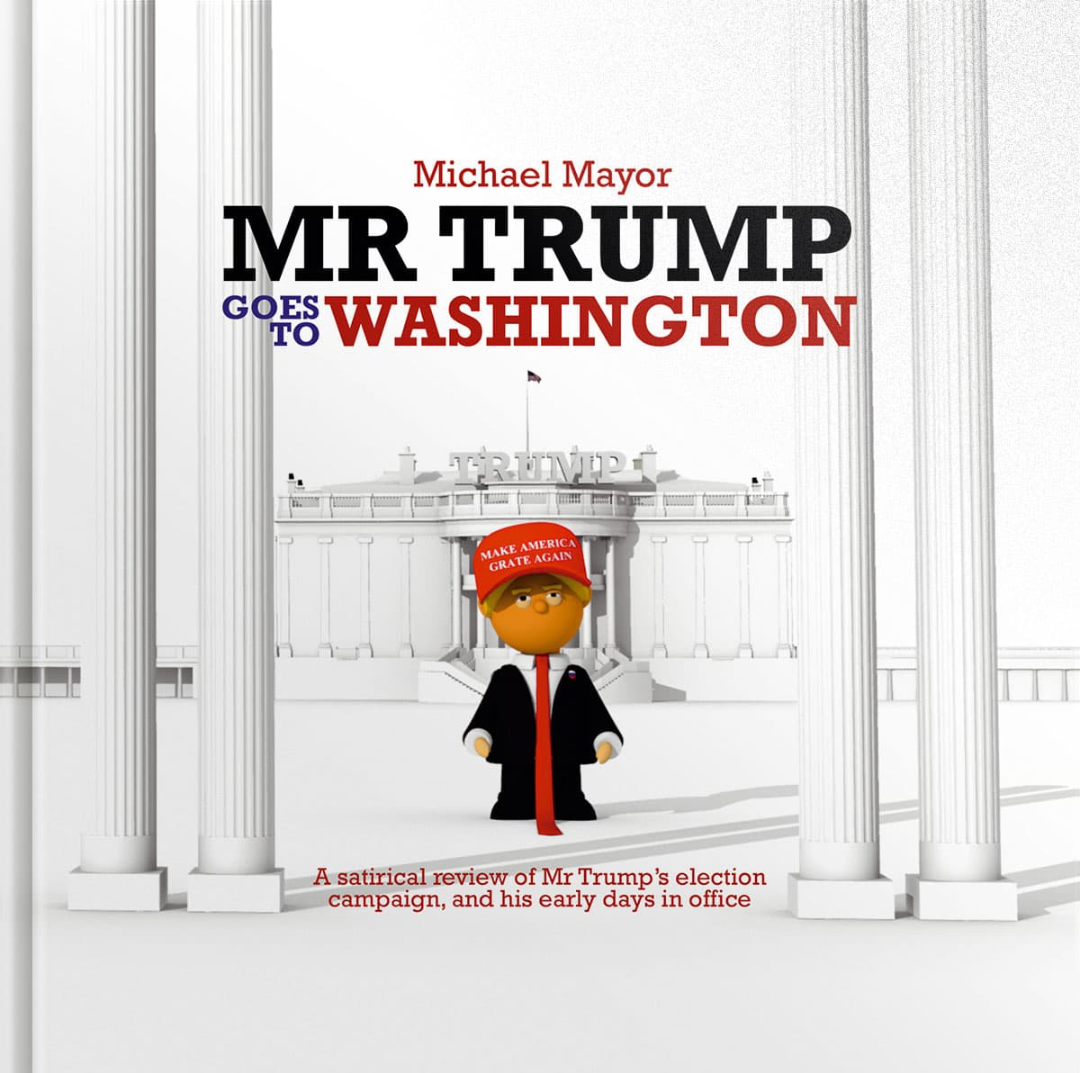 Mr Trump goes to Washington