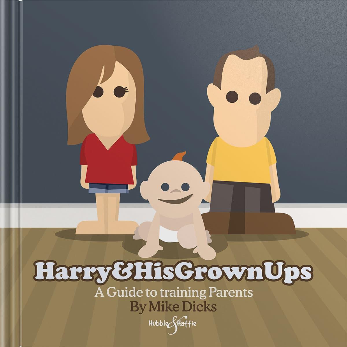 Harry & his grownups