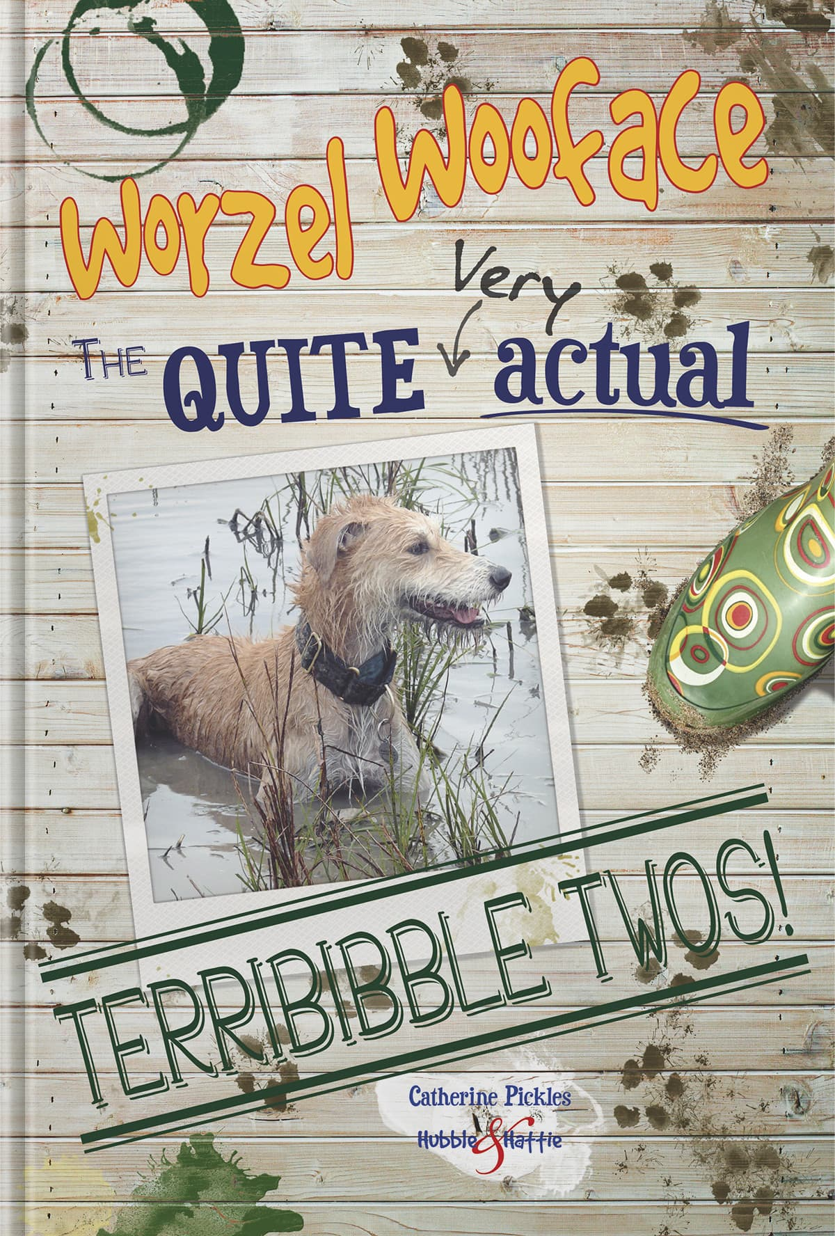 Worzel Wooface – The quite very actual Terribibble Twos –