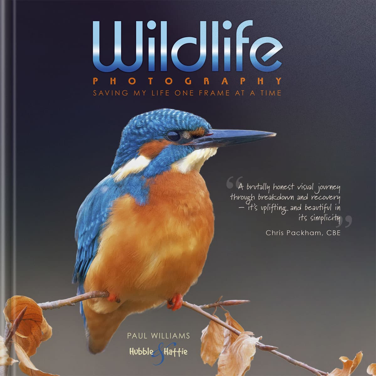 Wildlife photography from the edge ... – Saving my life, one click at a time