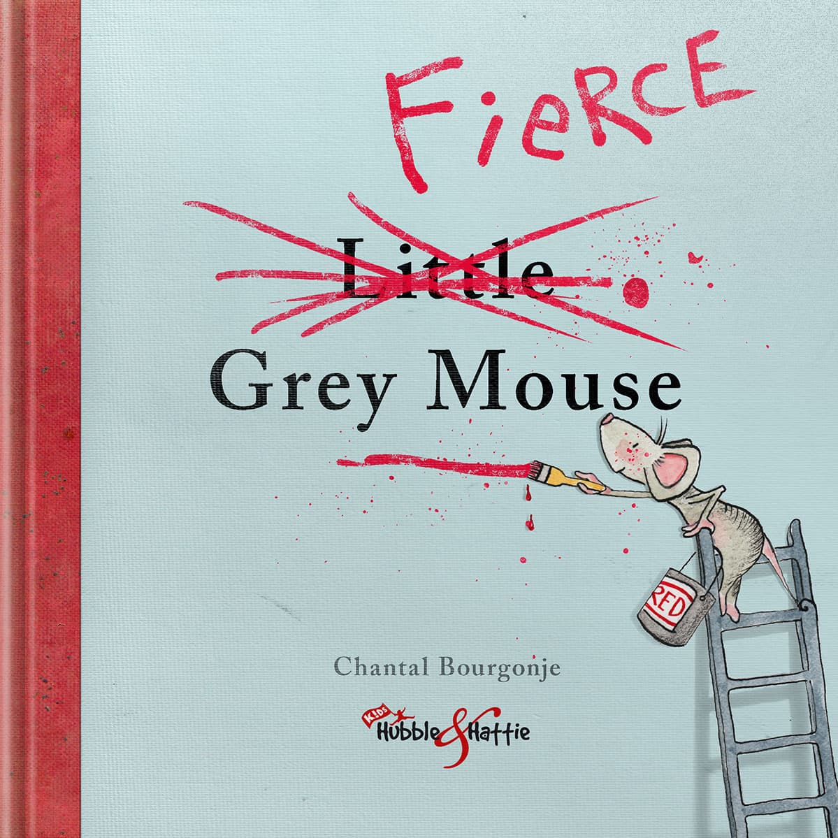 Fierce Little Grey Mouse