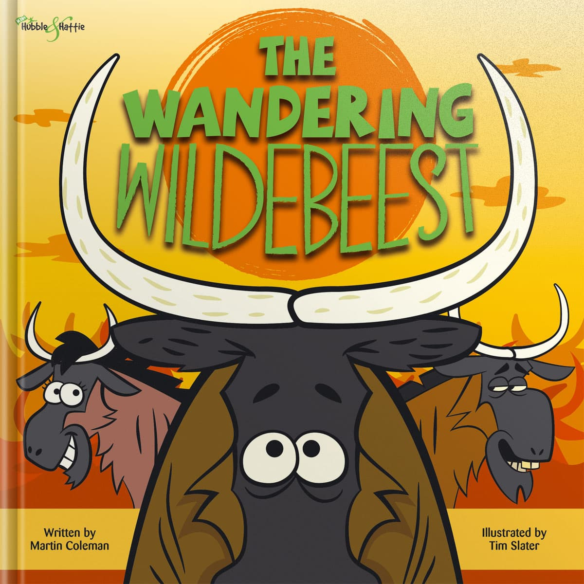 The Wandering Wildebeest –