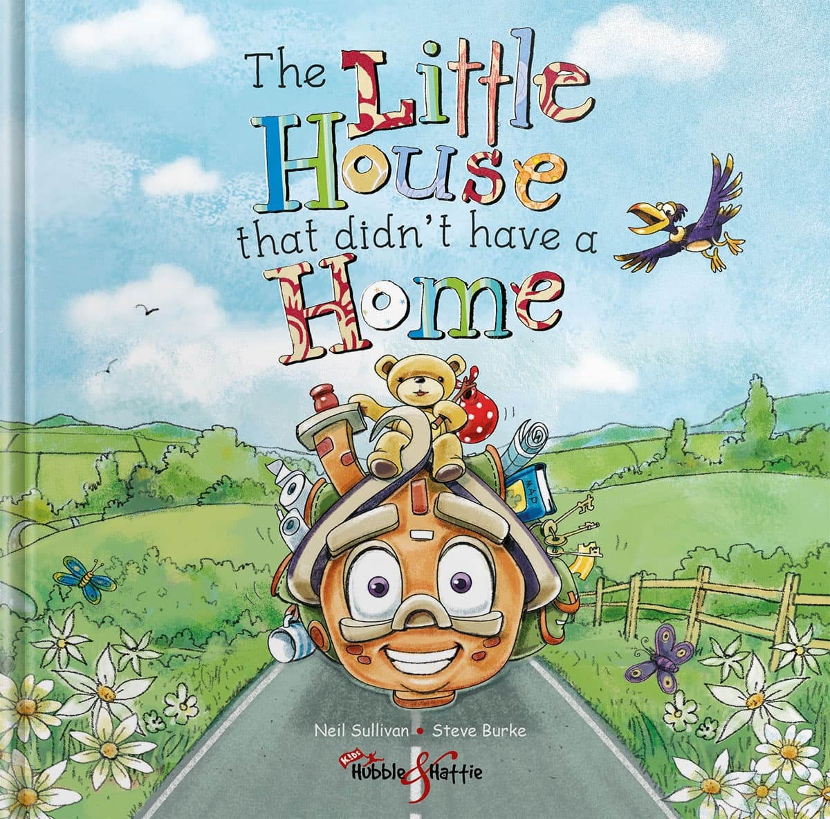 The Little House – that didn't have a home
