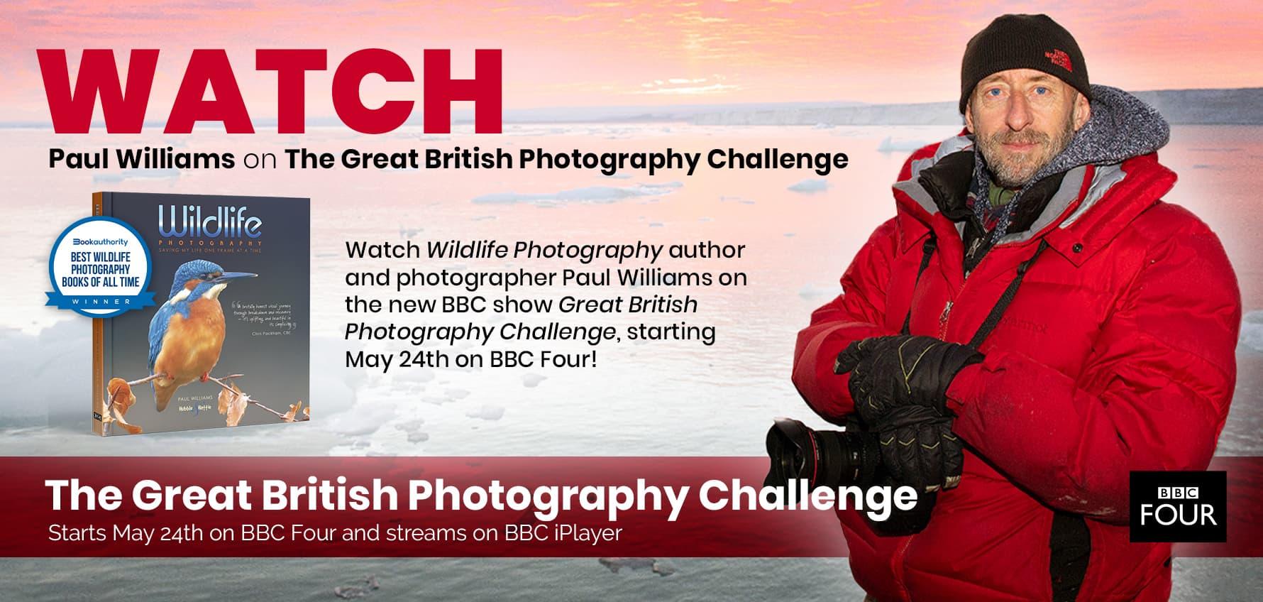 Watch Paul Williams on BBC Four
