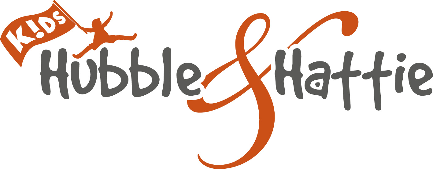 Hubble & Hattie Kids! Logo