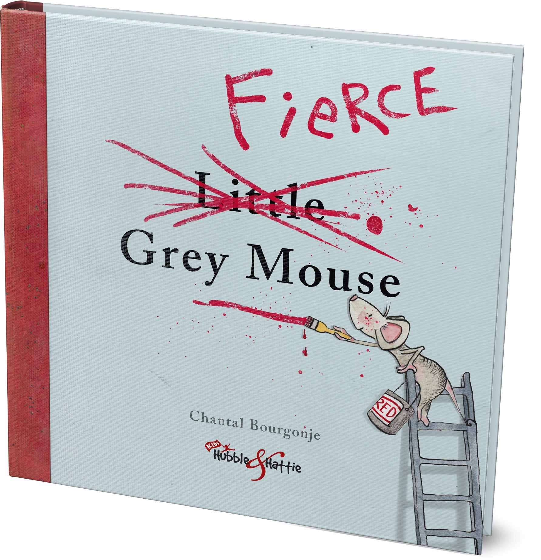 Who's afraid of the big fierce mouse ...? In a world full of happy, fluffy animals, ONE Mouse wants to be FIERCE. But what happens when his friends want to play with Little Grey Mouse and find only Fierce Grey Mouse ...?