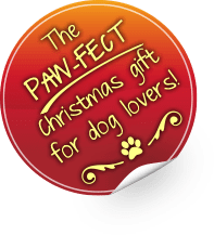 The pawfect gift for dog lovers!