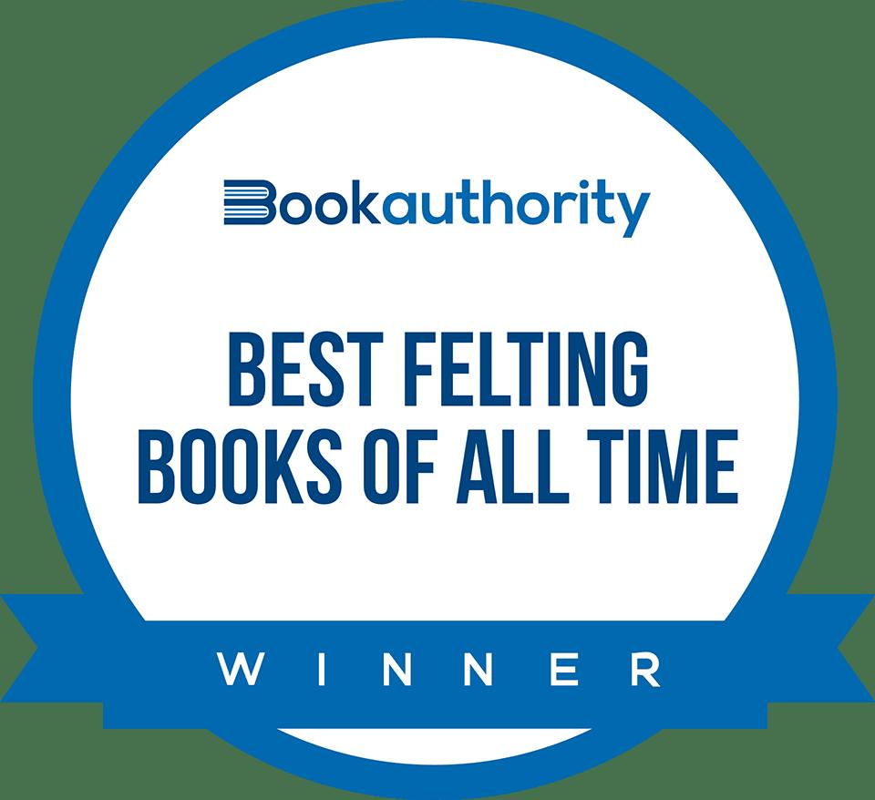 89 Best Felting Books of All Time Winner!