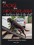 HH4382 My dog has hip dysplasia – But lives life to the full!